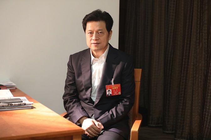 全国人大代表、宿州市人民政府市长 杨军