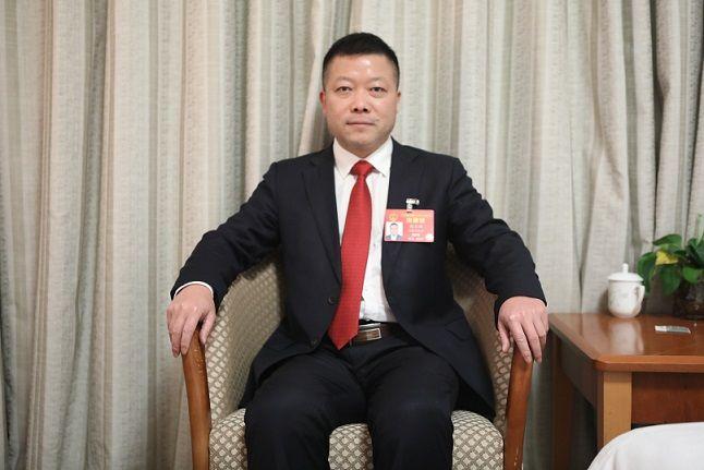 全国人大代表、海螺集团狄港海螺水泥股份有限公司总经理 张来辉