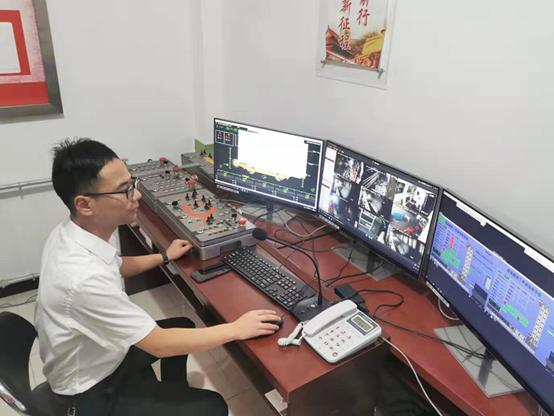 远程检测及时解决皖北煤电智能公司安全隐患