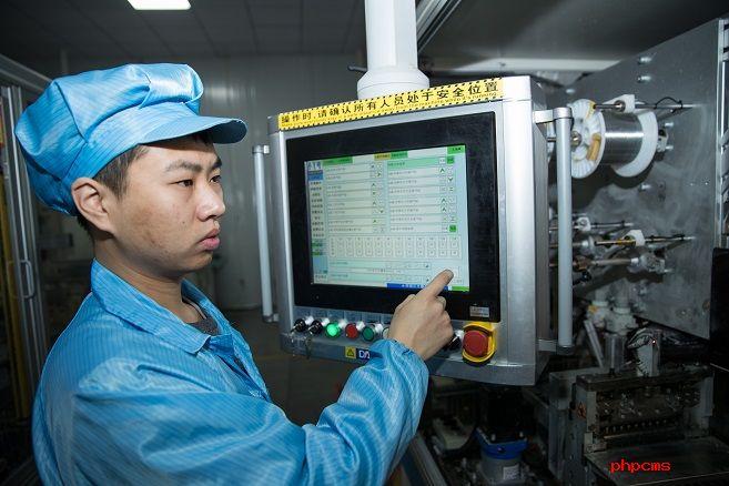 安徽大恒能源科技公司节前赶制海外订单