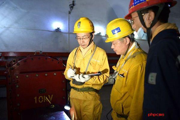 皖北煤电钱营孜矿安全生产月活动侧记